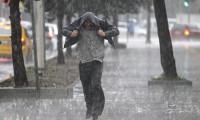 Meteoroloji yağış için saat verdi