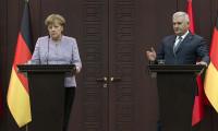 Yıldırım ile Merkel görüşmesinden kritik mesajlar
