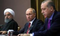 Peskov: Putin, Erdoğan ve Ruhani ile sürekli iletişim halinde