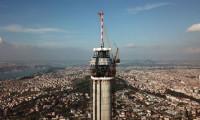 Çamlıca Kulesi'nin anteninde sona gelindi
