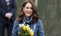 Kate Middleton'ın doğum hazırlıkları başladı