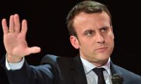 Macron'dan Suriye'ye müdahale sinyali