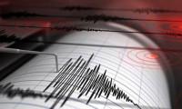 Akseki'de korkutan deprem