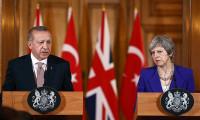 Erdoğan ve May'den ortak açıklama