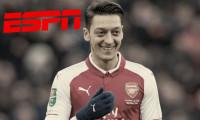 Mesut Özil dünyanın en ünlü 100 sporcusu arasında