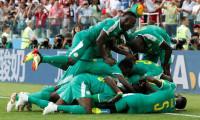 Senegal, Polonya'yı 2-1'le geçti