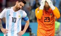 Arjantin'e büyük şok