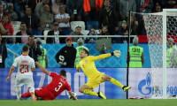 İsviçre, Sırbistan'ı son dakikada devirdi