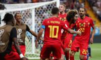 Belçika, Japonya'yı 3-2 mağlup etti