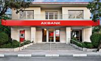 Akbank'tan yılın ilk yarısında 3.3 milyar TL kar