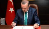 Cumhurbaşkanı'nın atama kararları Resmi Gazet'de