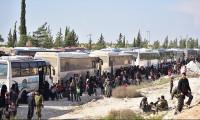 130 bin kişi savaş yüzünden göç etti