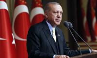 Erdoğan: Ekonomiyi olumsuz etkileyen hadiseleri çözme mücadelesi veriyoruz