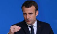 Macron: Rusya AB'yi parçalamak istiyor