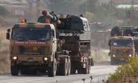 Türkiye'den Suriye sınırına askeri sevkiyat
