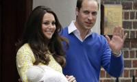 İngiltere Kraliyeti'nin yeni bebeği