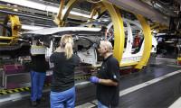 Almanya'da fabrika siparişleri yükseldi