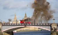 Londra'da korkutan patlama!