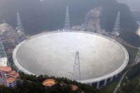 Çin'den 30 futbol sahası büyüklüğünde dev teleskop