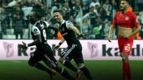 Beşiktaş-Antalyaspor maçının ilk 11'leri