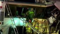 ABD'de feci kaza: 13 ölü