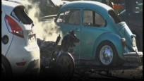 Antalya'da korkutan patlama! Ambulanslar sevk edildi