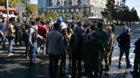 Diyarbakarı'da esnaftan tepki, HDP'lilerden tehdit