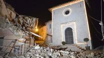 İtalya'da üst üste iki deprem