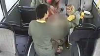 İstanbul'da halk otobüsünde doğum!