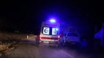 PKK hamile kadını vurdu