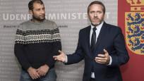 Danimarka'dan 'Beyaz Kasklılar'a yardım