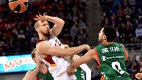 Galatasaray, Baskonia deplasmanında mağlup oldu
