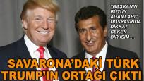 Savarona'daki  Türk işadamı Trump'ın ortağı çıktı