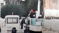 Ebru Gündeş'ten trafiğe lüks çözüm!