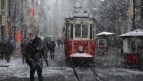 Kar İstanbul'a geliyor