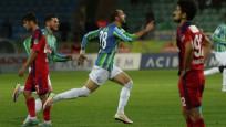 Mersin İdman Yurdu Süper Lig'e veda etti
