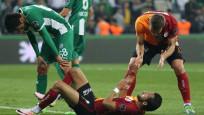 Podolski'den Yasin'e çok sert tepki