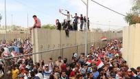 Irak'ta Parlamento baskını!