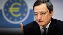 Draghi'den düşüş faiz açıklaması