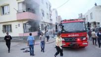 Kilis'e 2 roket mermisi daha düştü: 1 ölü 2 yaralı