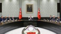 İlk Bakanlar Kurulu Beştepe'de toplandı