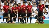 Türkiye-Karadağ maçında ilk 11'ler belli oldu