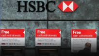 HSBC'nin karı azaldı!
