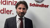 Schindler Türkiye'de üst düzey atama