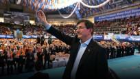 Davutoğlu kongre'de aday olmayacak