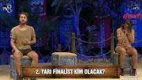 Survivor 2016'da ikinci yarı finalist kim?