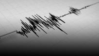 Çanakkale açıklarında deprem
