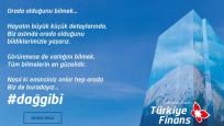 Türkiye Finans, 'Dağ gibiyiz' mesajını Ilgaz ile verecek
