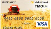 VakıfBank TMO Kart ile ürün bedeli hızla hesapta!
