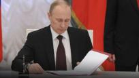 Putin imzaladı! Kısıtlamalar kalkıyor